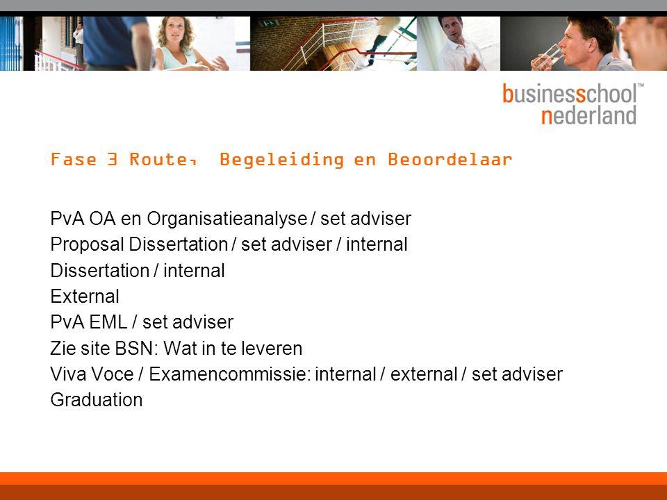 Fase 3 Intervisie Frequentie: Drie bijeenkomsten Eerste datum nu afspreken,10 december 2008 15 -18 uur.