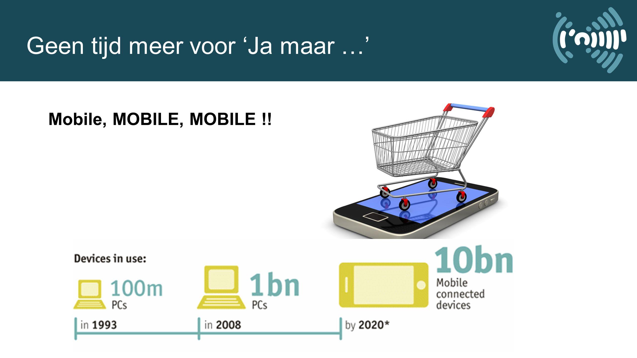 Mobile, MOBILE, MOBILE !!