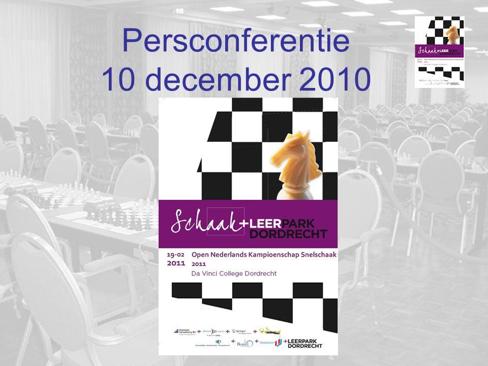 Persconferentie 10 december 2010
