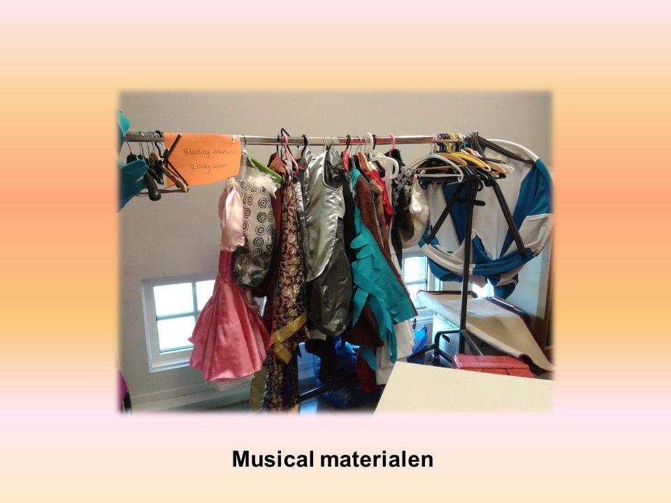 Musical materialen
