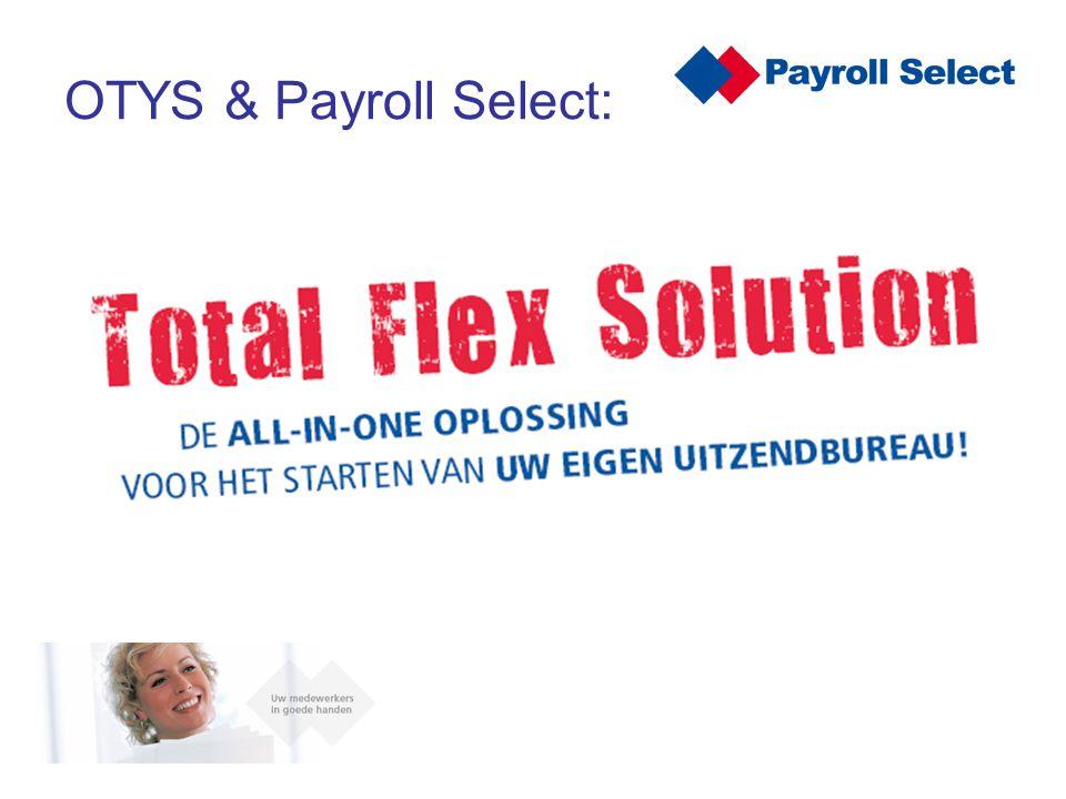 OTYS & Payroll Select: