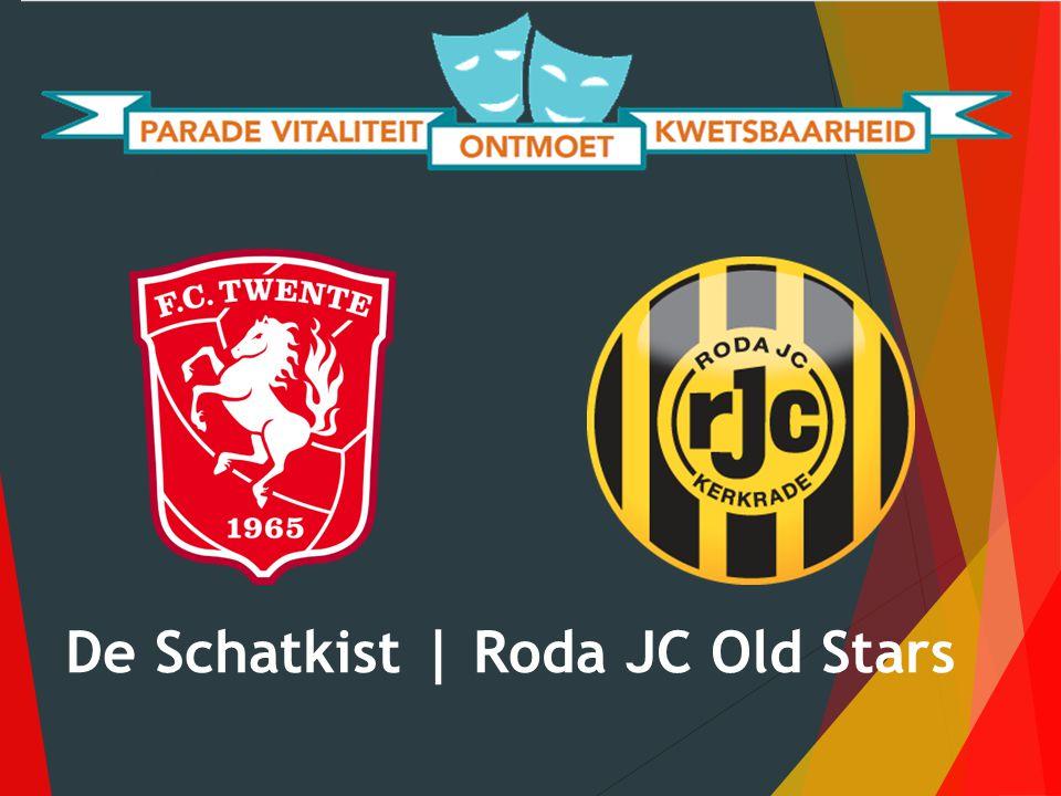 De Schatkist | Roda JC Old Stars