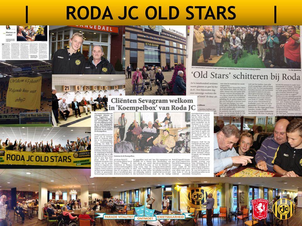 | RODA JC OLD STARS |