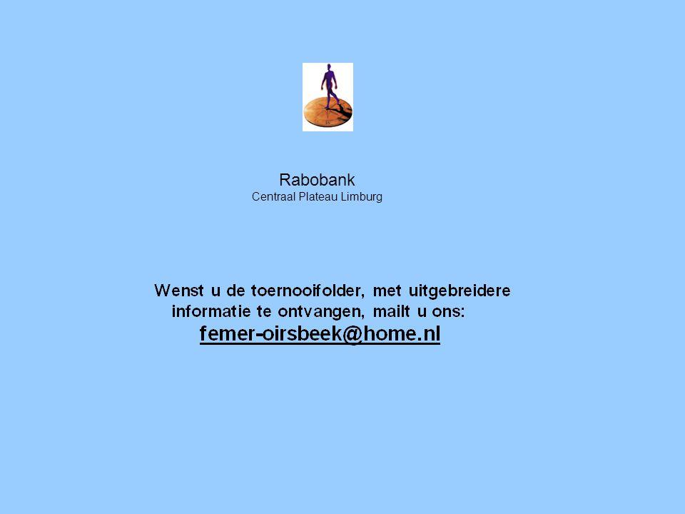 Rabobank Centraal Plateau Limburg