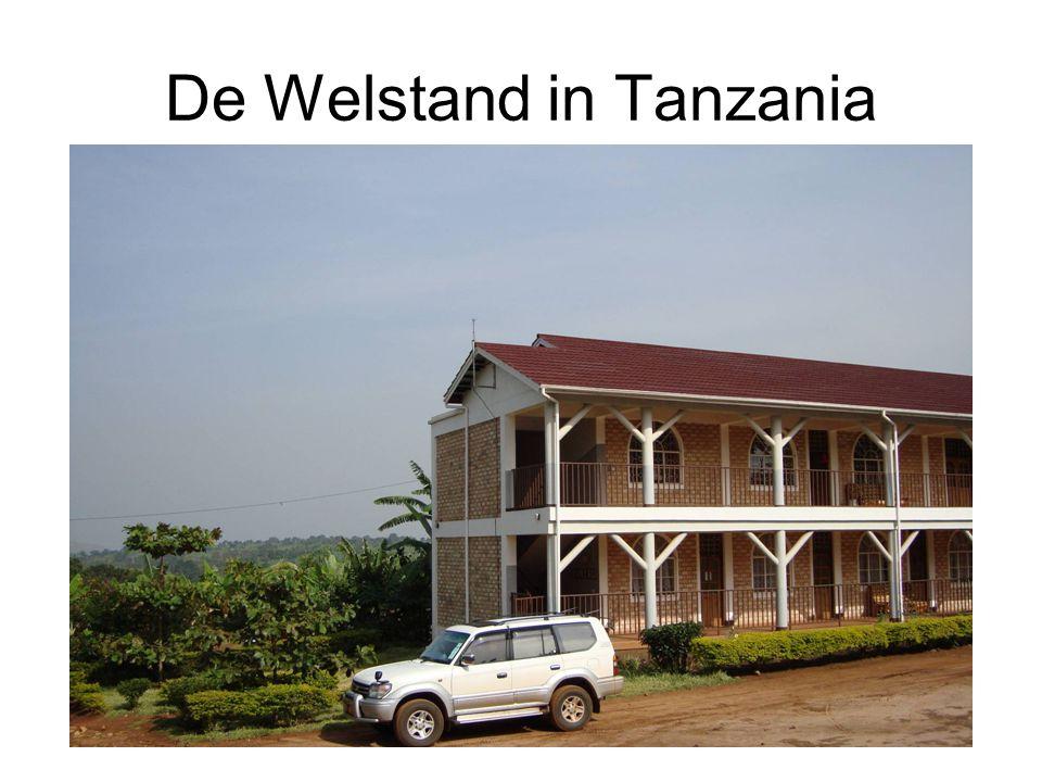 De Welstand in Tanzania