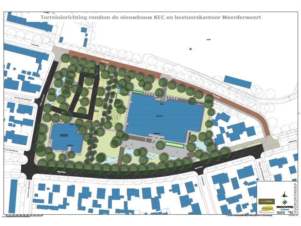 1410 voorlopig ontwerp20-11-2014 KEC WEERT Wat kan/moet er gedaan worden aan de huidige situatie m.b.t.