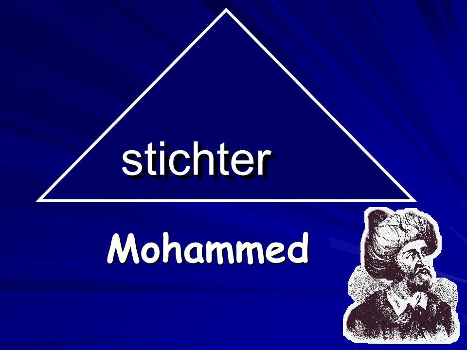 stichter Mohammed