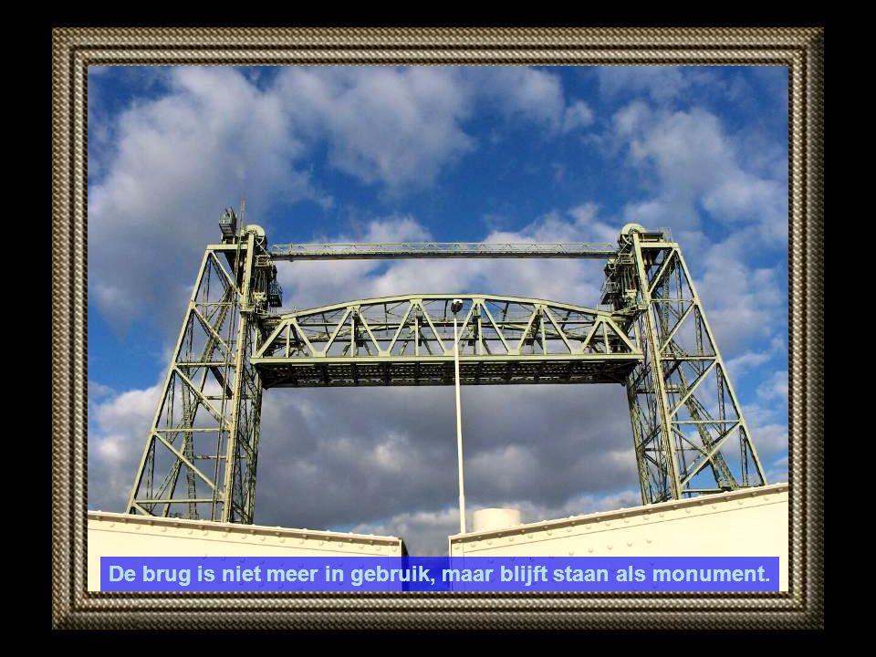 De Hef, oude spoorbrug.