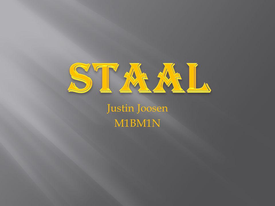 Justin Joosen M1BM1N