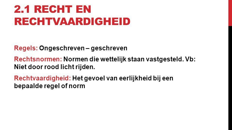 RECHTSGEBIEDEN Rechtsgebieden: Publiekrecht en privaatrecht Publiekrecht: inrichting van de staat en relatie tussen burgers en de overheid - Staatsrecht: Regels voor de inrichting van Nederlandse staat.