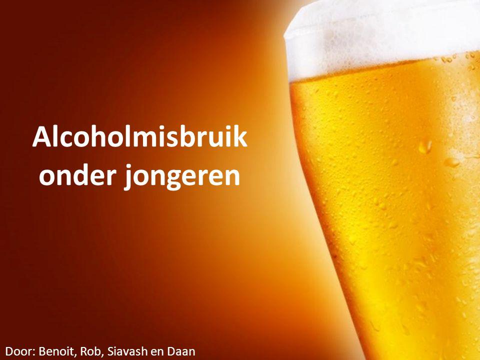 Page 2 Inleiding  Maatschappelijk probleem: Alcoholmisbruik onder jongeren  Definitie  Invalshoeken