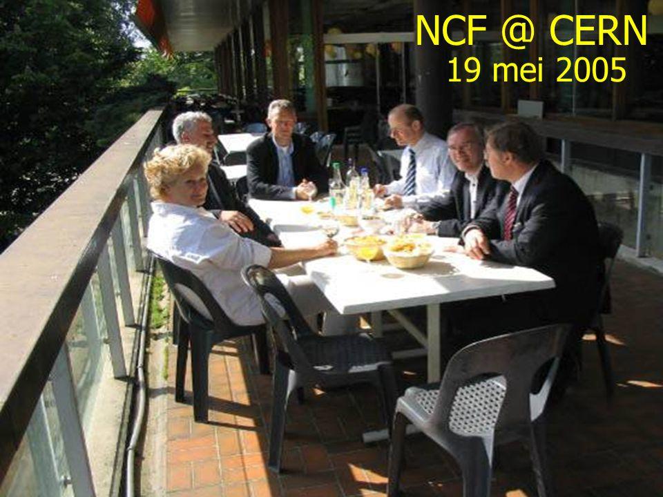 7/33 NCF @ CERN 19 mei 2005