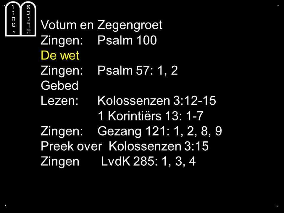 ... Psalm 135: 1
