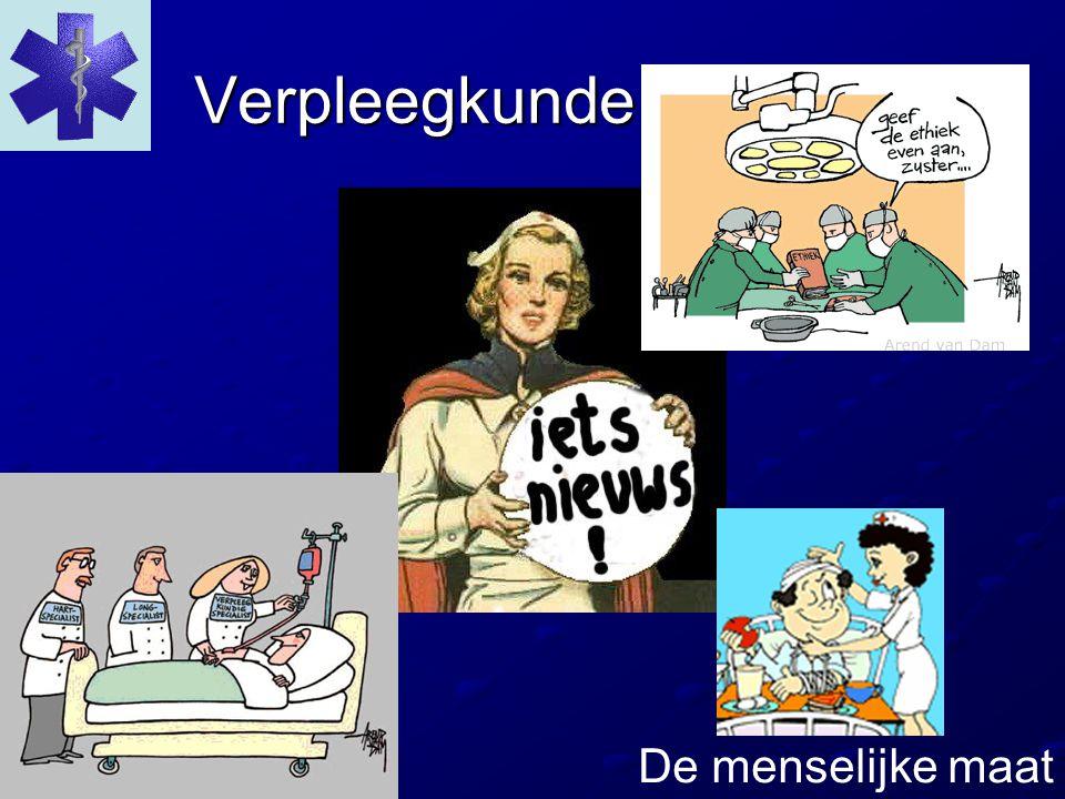 Verpleegkunde De menselijke maat