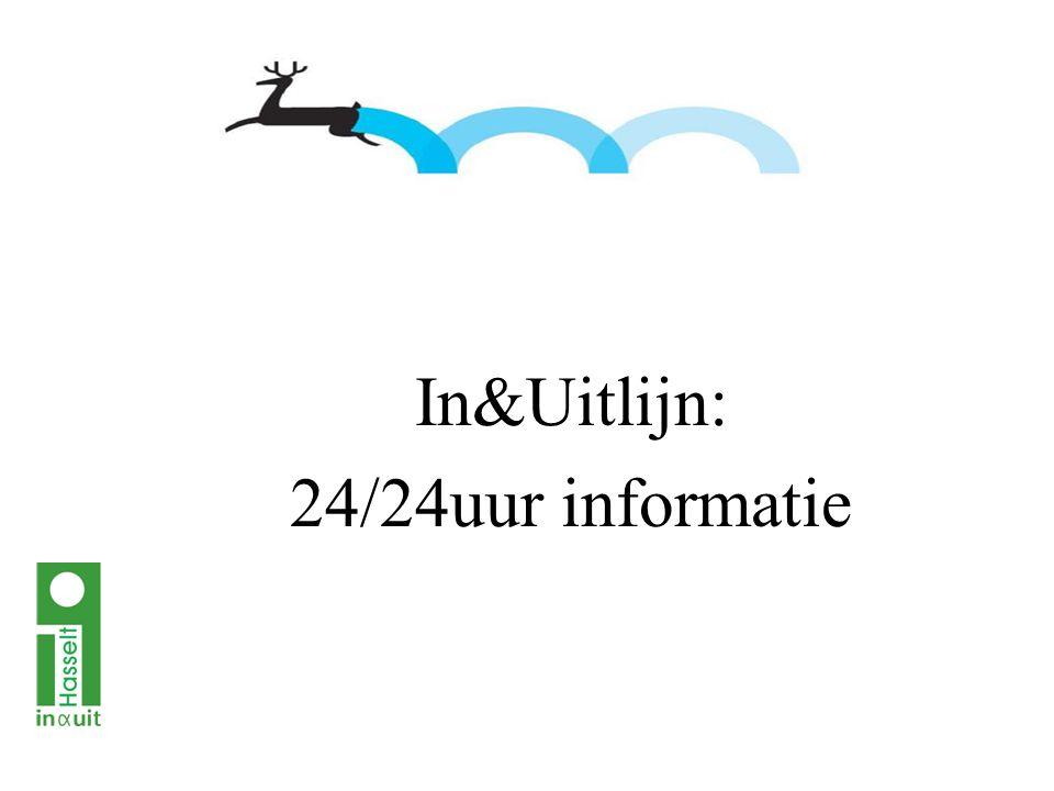In&Uitlijn: 24/24uur informatie