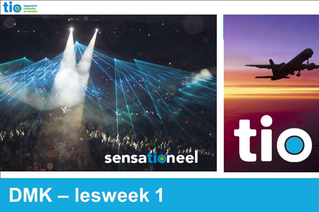 DMK – lesweek 1