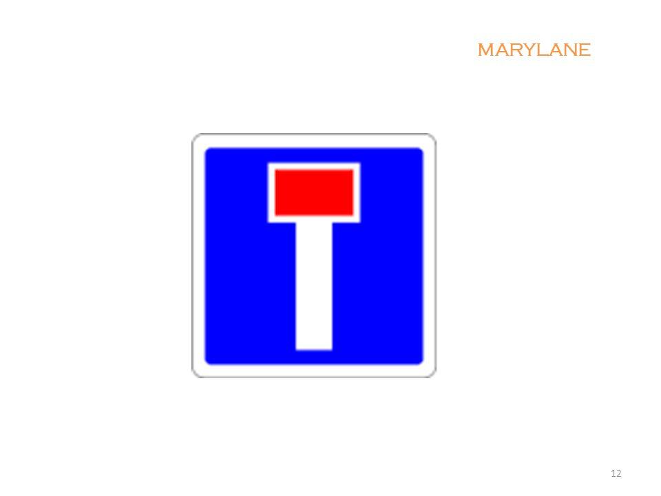 12 MARYLANE