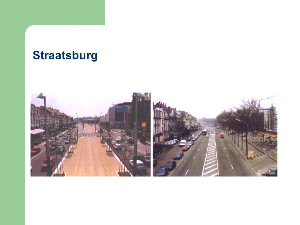 Grootstedelijk → sluit niet aan bij dichtheden Later regionaliseren is: Duur Moeilijk inpasbaar in bestaande structuren Metro zoals geprojecteerd