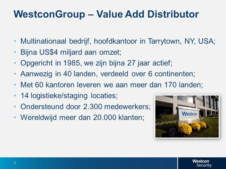 Multinationaal bedrijf, hoofdkantoor in Tarrytown, NY, USA; Bijna US$4 miljard aan omzet; Opgericht in 1985, we zijn bijna 27 jaar actief; Aanwezig in