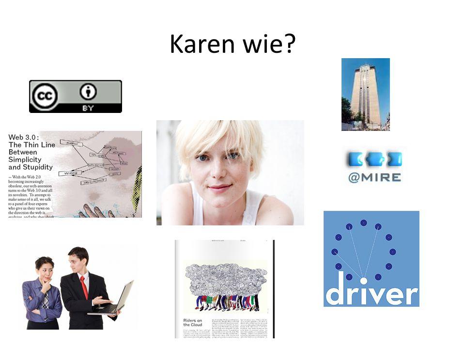 Karen wie?