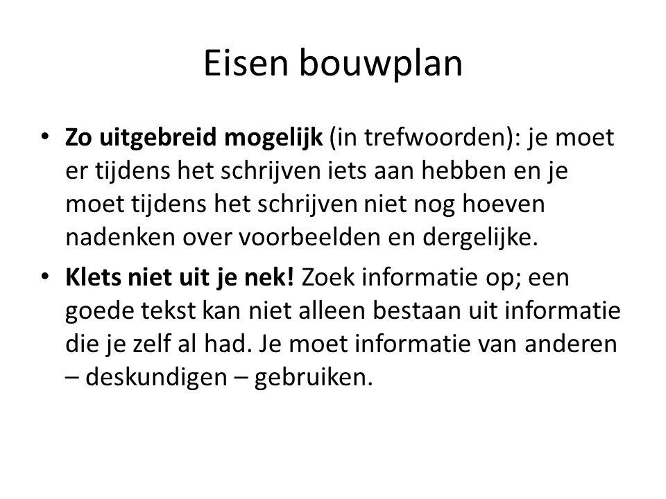 Middenstuk (voorzetje volgende week) Stelling: criminaliteit in Nederland moet strenger aangepakt worden.