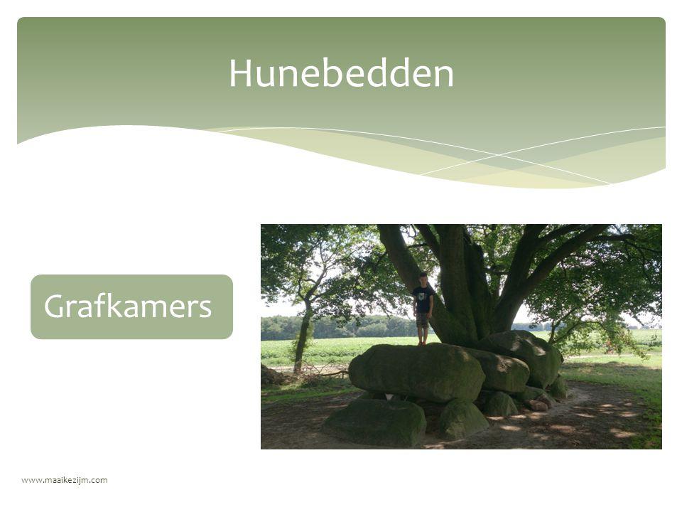 www.maaikezijm.com Hunebedden ZwerfkeienIJstijd