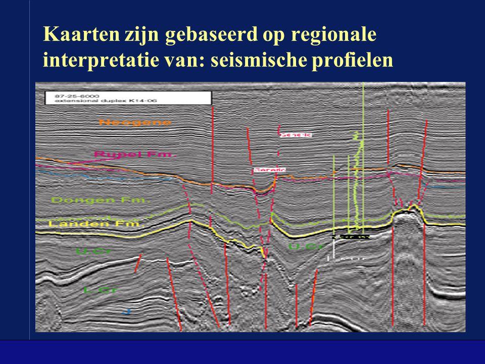 Seismische interpretatie in Noord Nederland