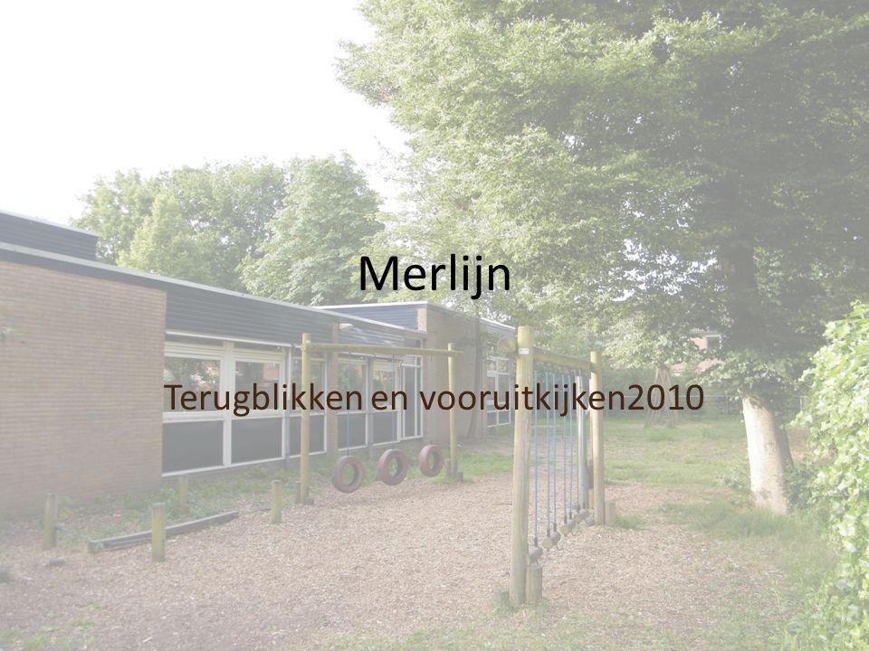Merlijn Terugblikken en vooruitkijken2010