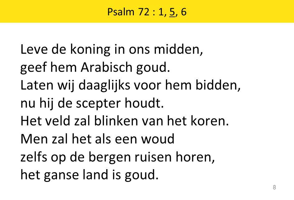 12 Maar Achaz antwoordde: 'Nee, ik zal geen teken vragen, ik zal de HEER niet op de proef stellen.' 13 Toen antwoordde Jesaja: 'Luister, huis van David.