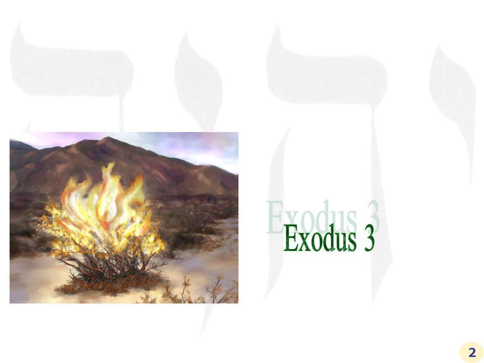 3 Ik ben aan Abraham, Isaak en Jakob verschenen als God de Almachtige (El Shaddai), maar met mijn naam HERE (YAHWEH) ben Ik hun niet bekend geweest.