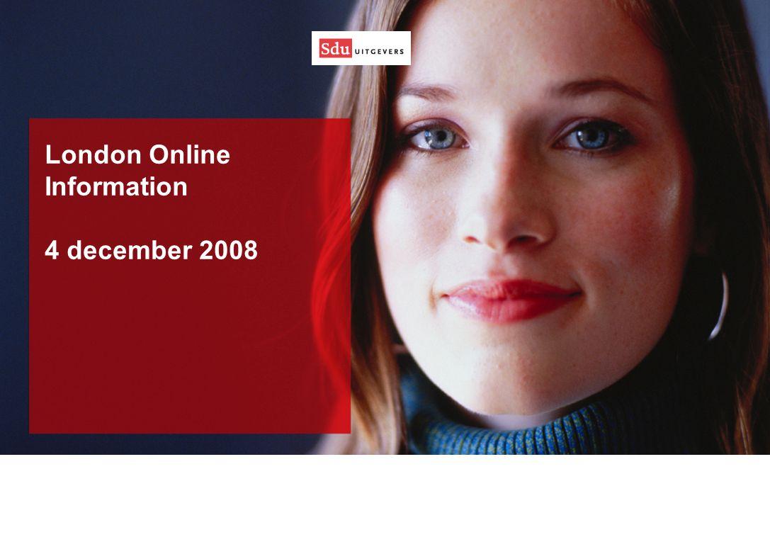 London Online Information 4 december 2008