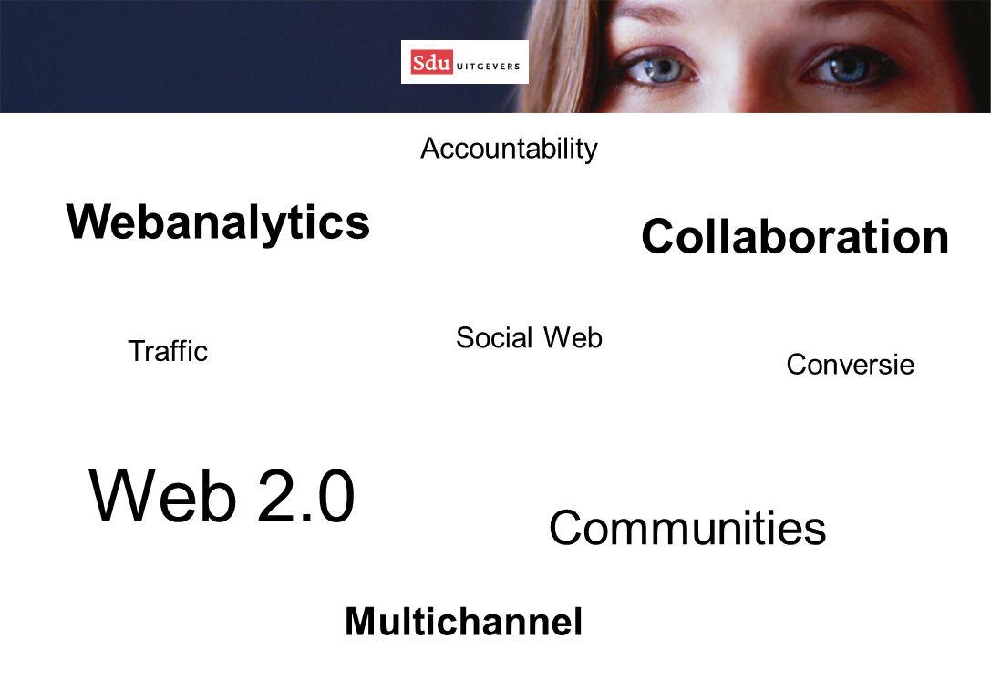 Webanalytics Communities Collaboration Web 2.0 Social Web Multichannel Traffic Conversie Accountability