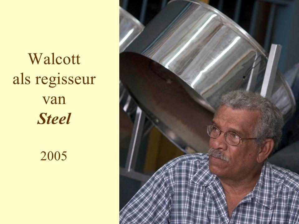 Walcott als regisseur van Steel 2005