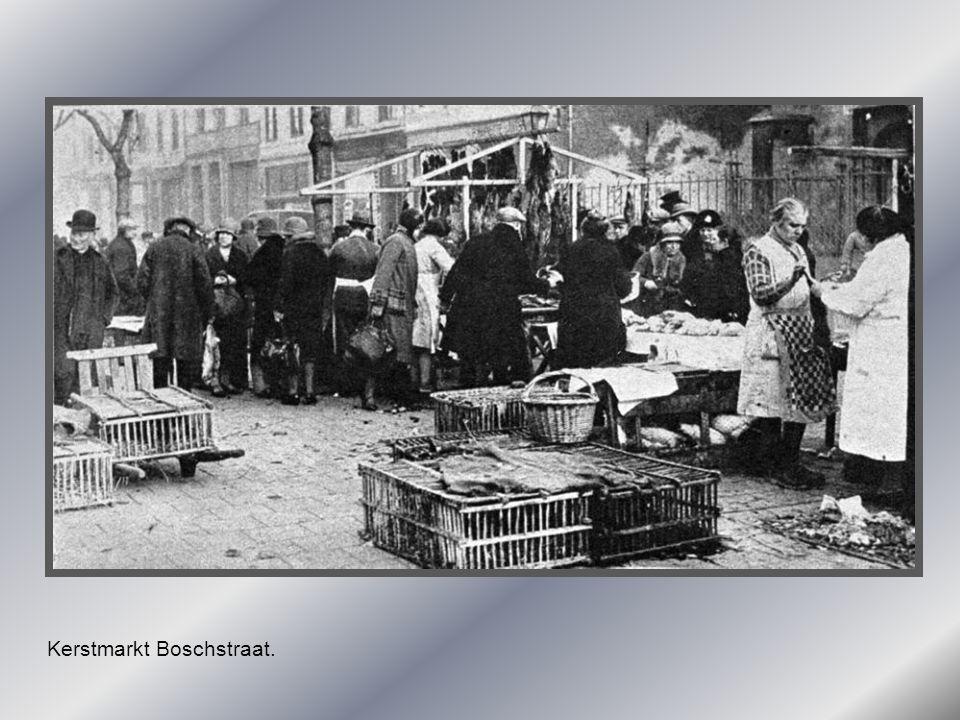 Vismarkt Boschstraat.