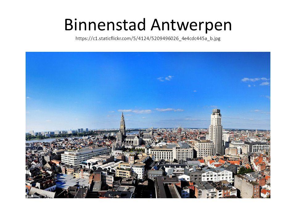 Binnenstad Antwerpen https://c1.staticflickr.com/5/4124/5209496026_4e4cdc445a_b.jpg
