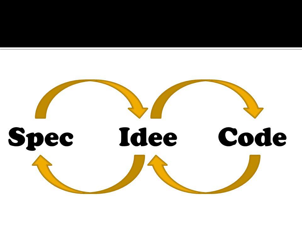 IdeeCodeSpec