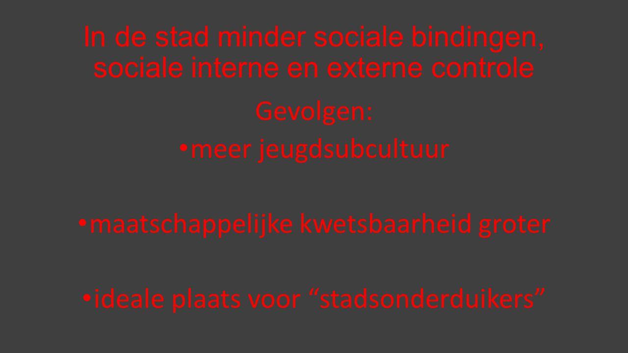 Onderzoek Verband vrijetijdsbesteding- jeugddelinquentie stad Antwerpen Bron: centrale politiedienst Antwerpen.(1993).