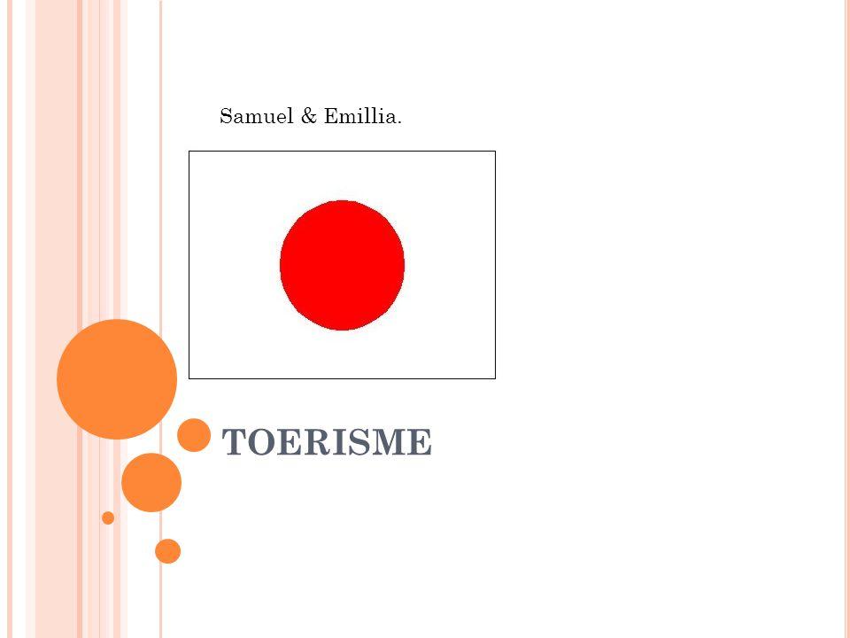 TOERISME Samuel & Emillia.