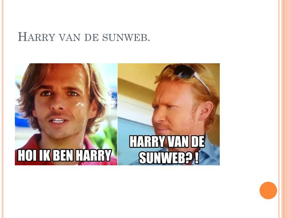 H ARRY VAN DE SUNWEB.