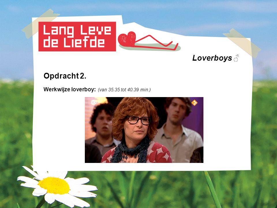 Loverboys ♂ Opdracht 3. Ervaringsverhaal: (van 18.50 tot 24.42 min.)