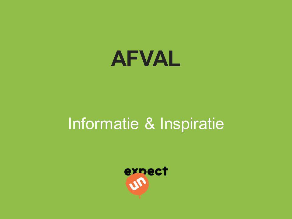 AFVAL Informatie & Inspiratie