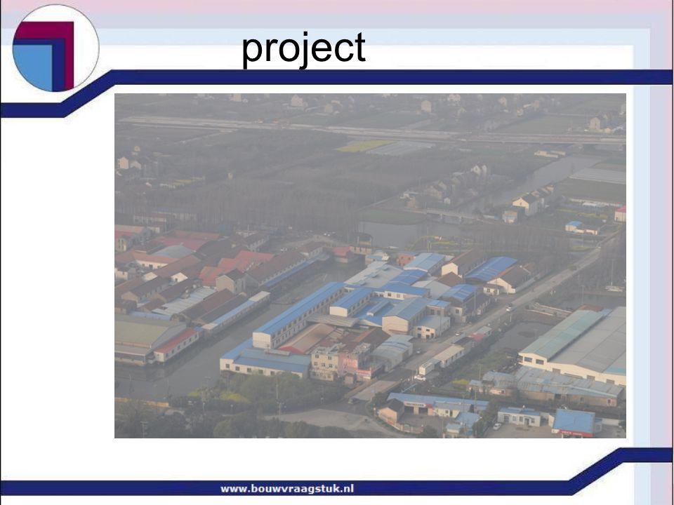 Inhoud project werkzaam –informatie –analyse –randvoorwaarden –criteria –afwegingen –voorstellen
