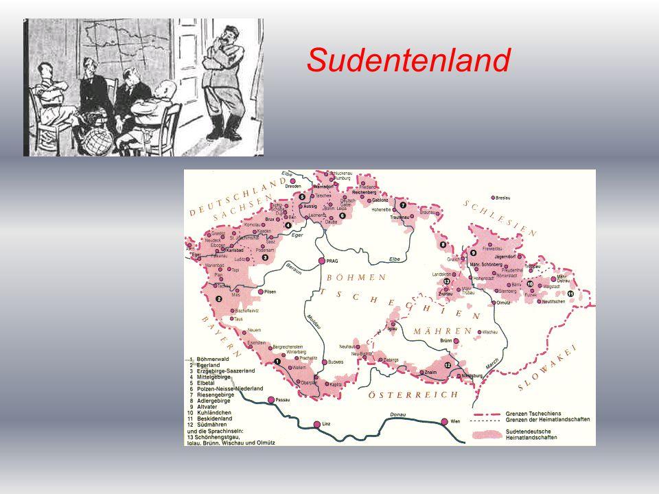 Engeland en Frankrijk wilden samen met Sovjet- Unie Duitsland inkapselen Wederzijds wantrouwen was echter te groot Duitsland en SU kwamen echter wel tot pact/verdrag Molotov-Von Ribbentroppact (1939) Een niet-aanvalsverdrag En een afspraak over de verdeling van Polen (zie dia)
