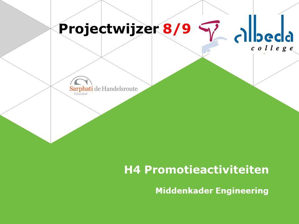 Promotie Mailing Wetgeving E-zines Beurzen 2 CRM   Junior accountmanager Promotieactiviteiten