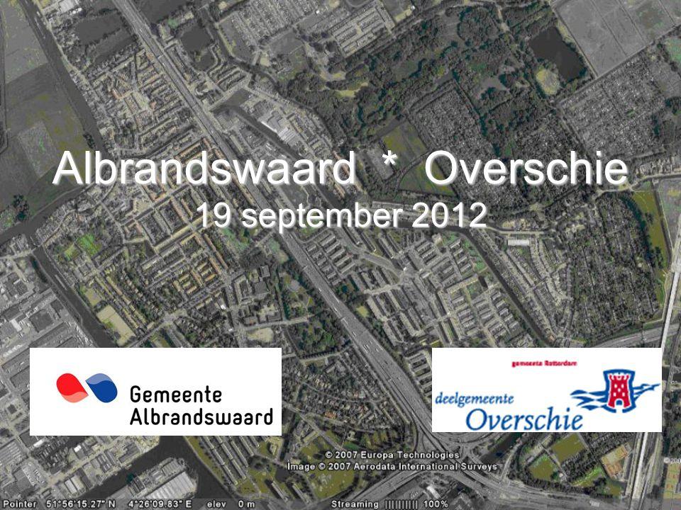 Albrandswaard * Overschie 19 september 2012