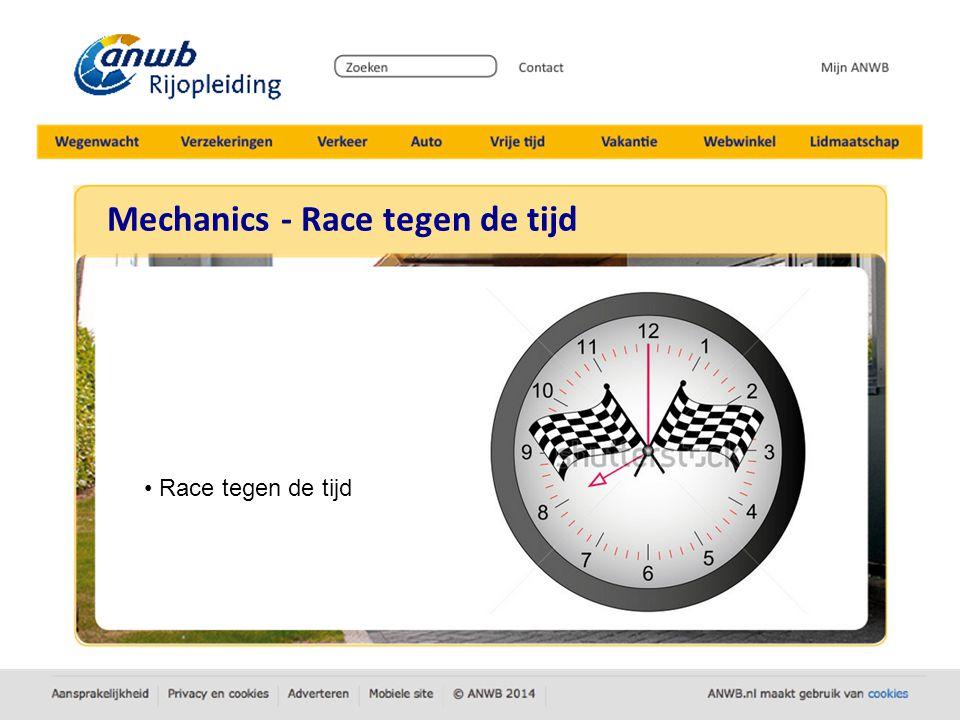 Mechanics - Race tegen de tijd Race tegen de tijd