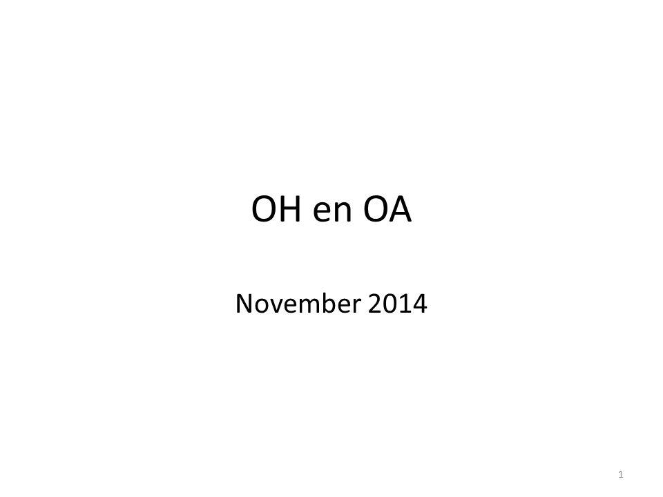 OH en OA November 2014 1