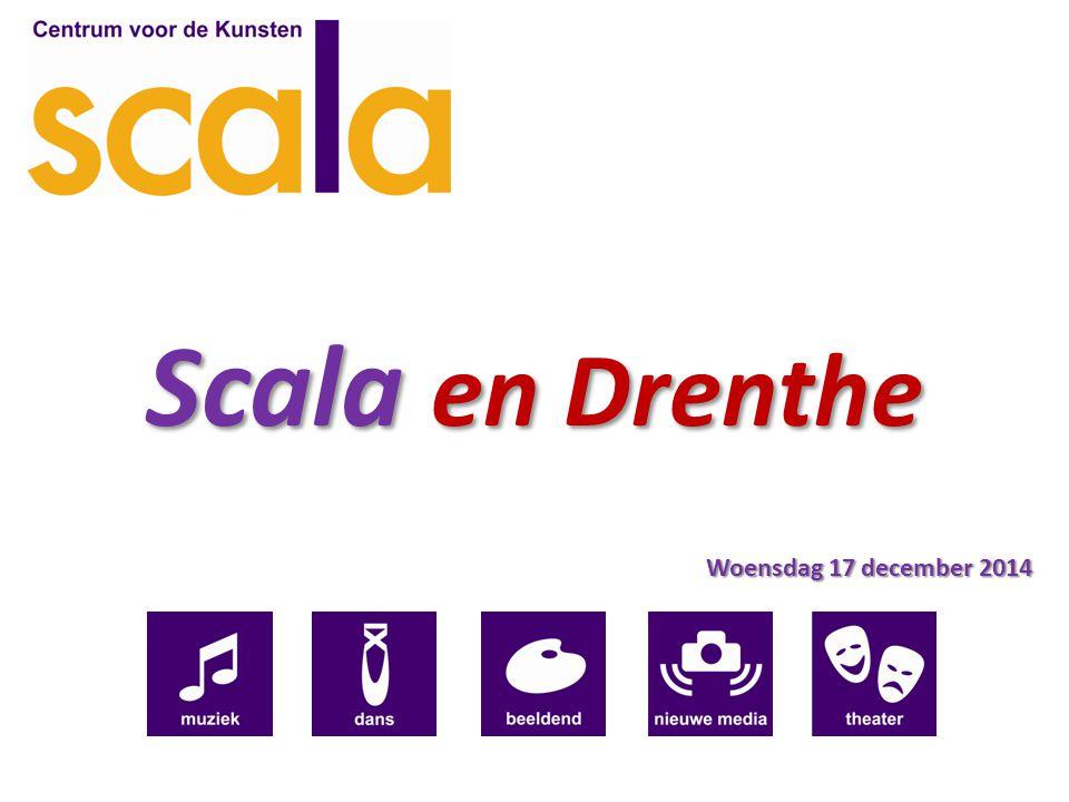 Scala en Drenthe Woensdag 17 december 2014