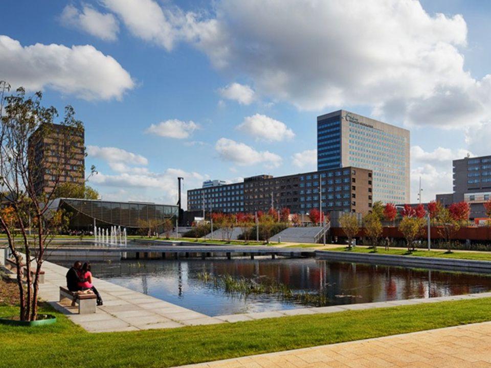 Groene atmosfeer: Maak van onze betonnen campus een gebied waar je graag komt