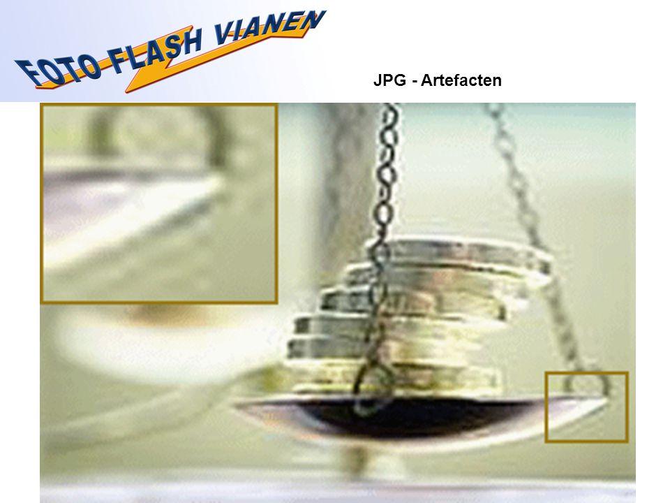 JPG - Artefacten